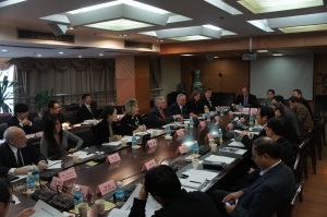 Waterloo Delegation Meets with SASAC
